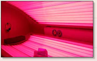 Tanning Supply Shop REd Light Therapy