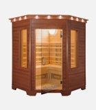 large saunas in wisconsin